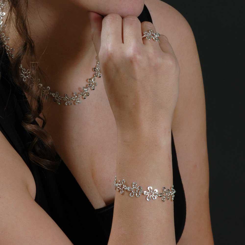 BLOMMAN™ armband exklusiv-1441