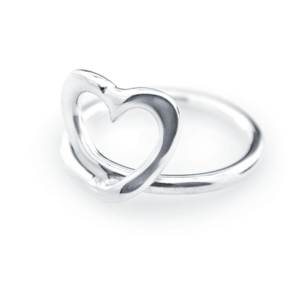 LILLA HJÄRTLIG ring-0