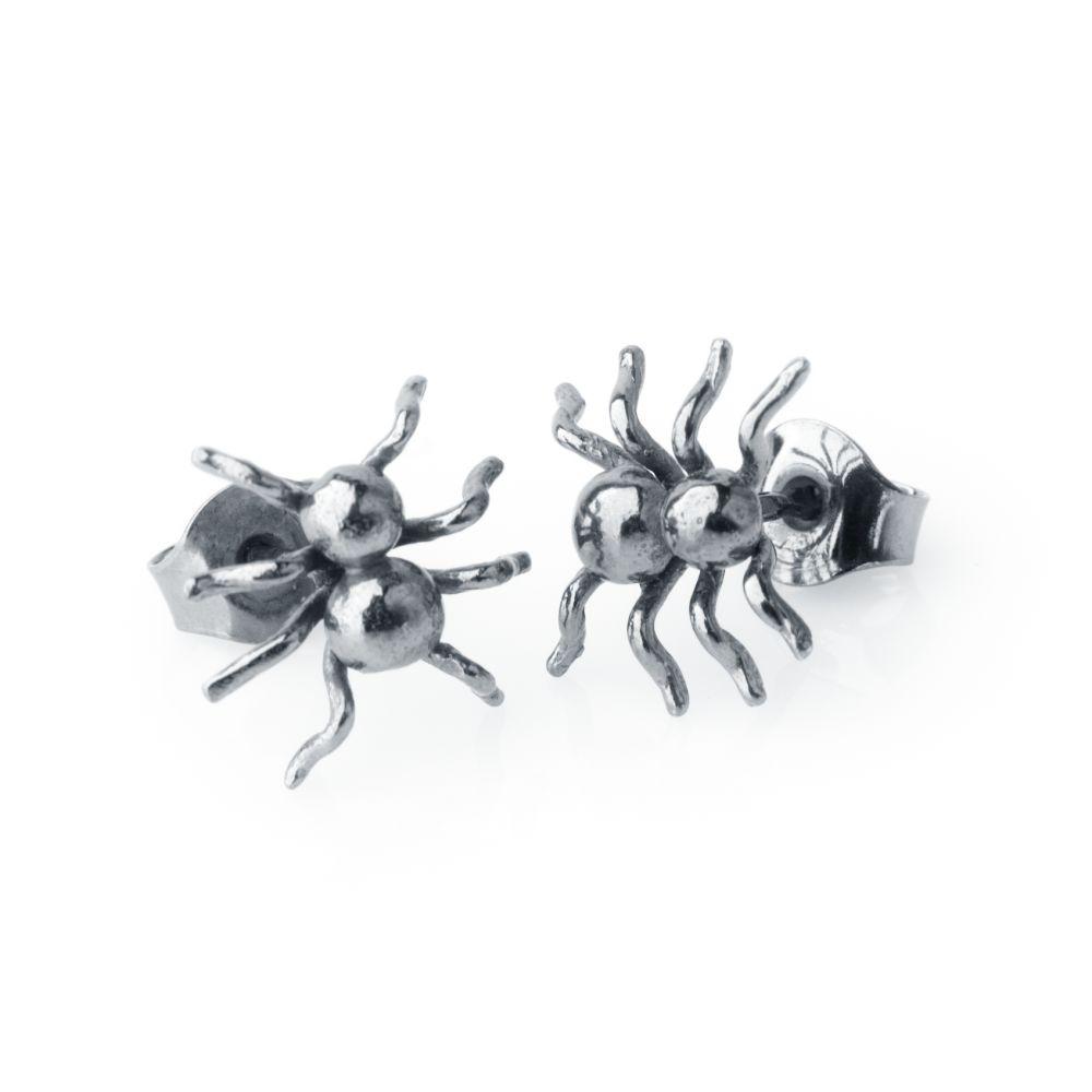 SPINDEL örhängen på stift-0