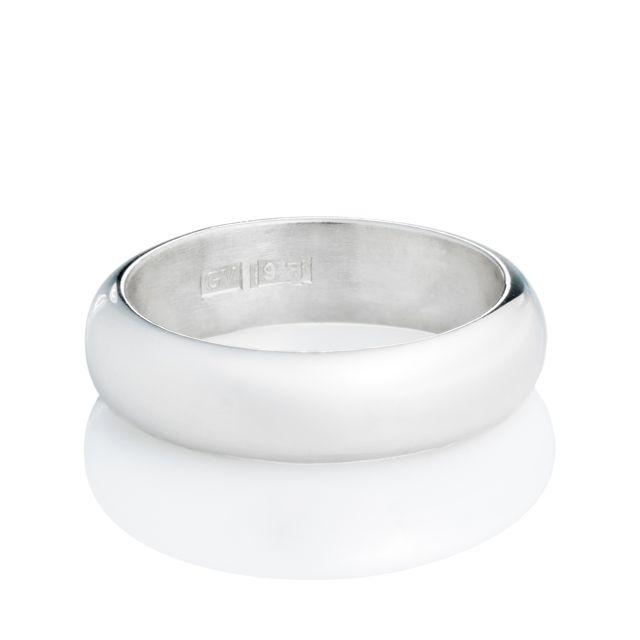 RING Halvrund 5 mm-0
