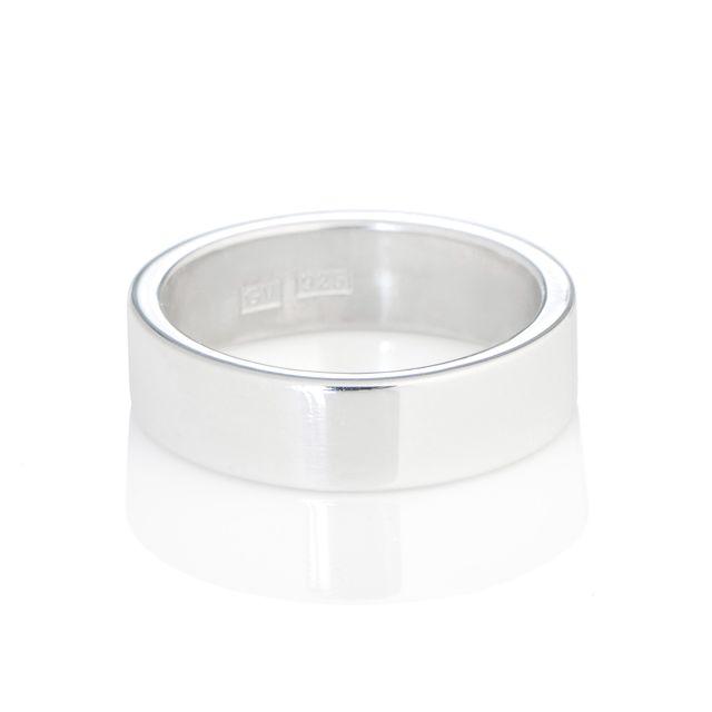 RING Rektangulär 6 mm-0