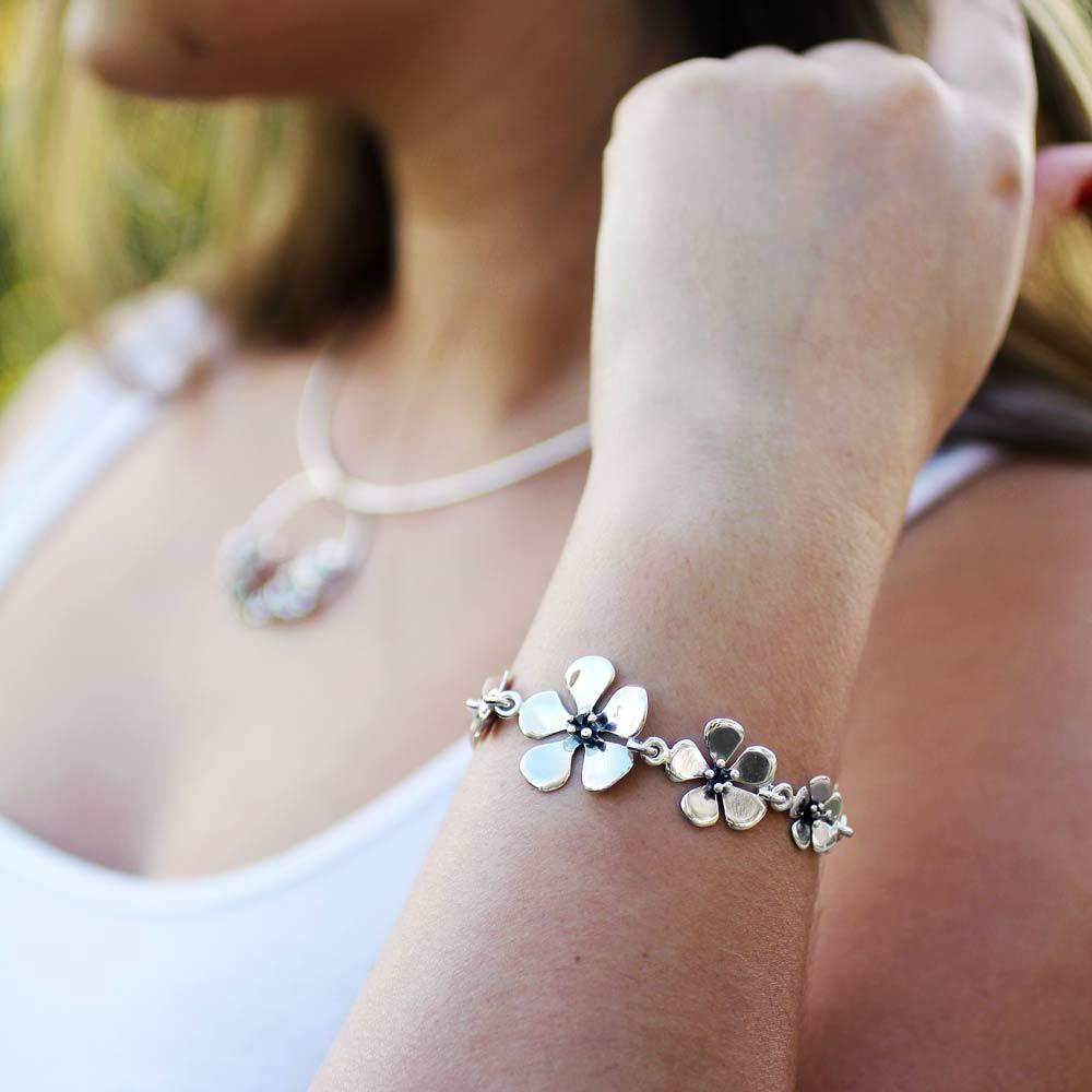 ÄPPELBLOM armband-1555