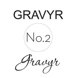 Engraving, gravyr GULDVIVA